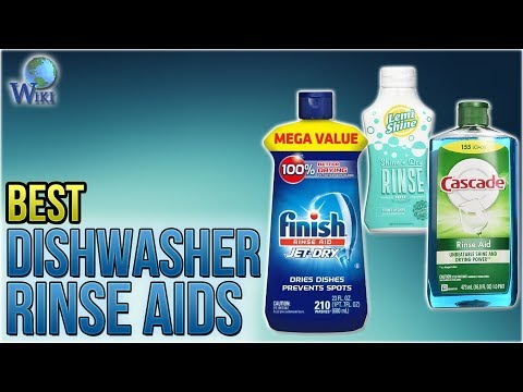 10 Best Dishwasher Rinse Aids 2018 - UCZDmod_gnfB8VVyvBYCdbyA