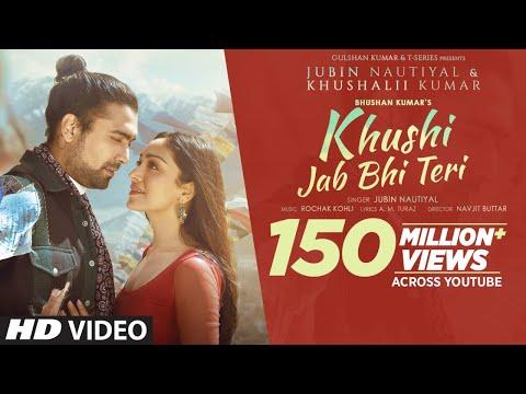 Khushi Jab Bhi Teri Song |Jubin Nautiyal, Khushalii Kumar | Rochak Kohli,A M Turaz | Bhushan K