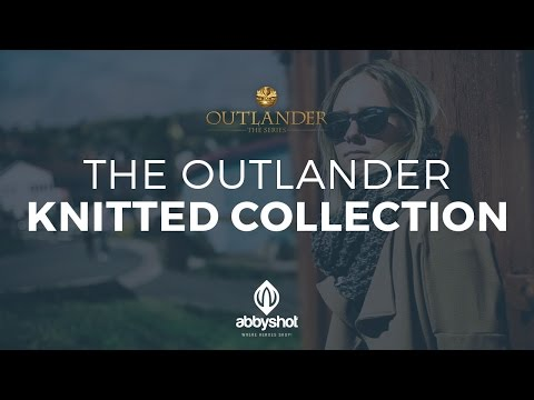 Outlander Knitted Collection - AbbyShot