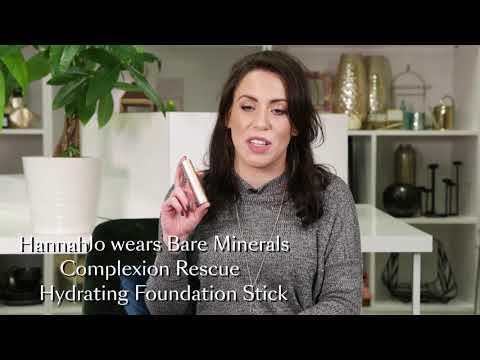 debenhams.com & Debenhams Promo Code video: Good for skin foundations: bareMinerals' Complexion Rescue Hydrating Foundation Stick