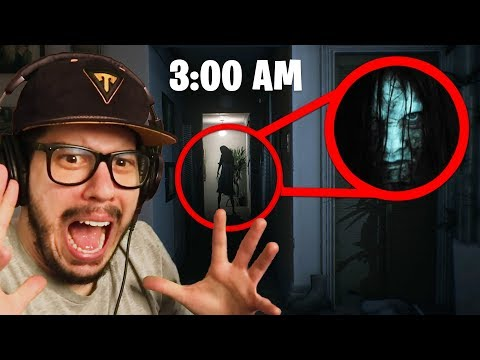 SCARIEST GAME EVER!! (Visage, Part 1) - UC2wKfjlioOCLP4xQMOWNcgg