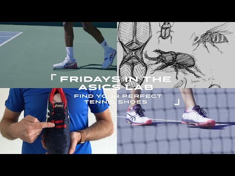 Fridays in the ASICS Lab | Episode 4: Find Your Perfect Tennis Shoes