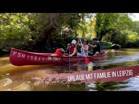 Urlaub mit Familie in Leipzig