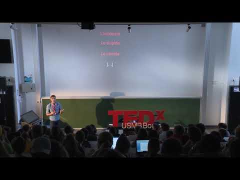 Parlez avec ceux que vous n'aimez pas | Gaëtan Jacob | TEDxUSMBBourgetDuLac