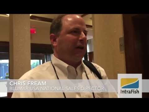 Seafood 1on1: Chris Fream, Blumar USA national sales director