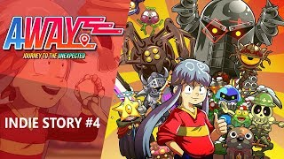 Vidéo-Test : Indie Story #4 : Away : Journey to the Unexpected | TEST