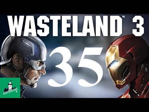 Civil Wars on all Fronts!!!   Wasteland 3 Ep. 35   FINAL