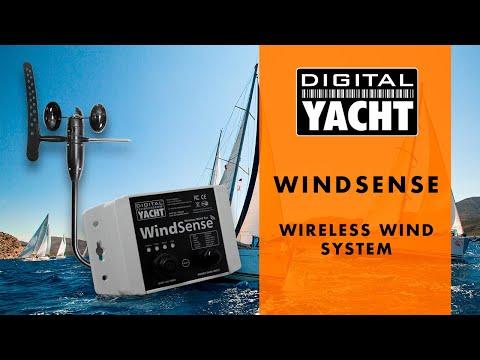 WindSense - Digital Yacht