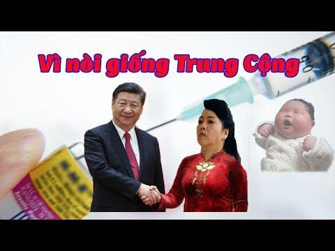 Bê bối vắc xin giả Trung Quốc . TBT Trọng nhận chỉ thị Tập Cận Bình d.i.ệt thế hệ tương lai Việt Nam