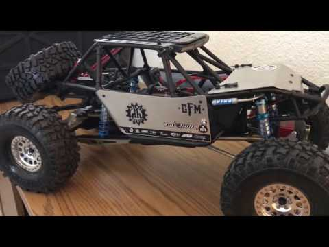 Axial Bomber Rock Crawler Racer RR10 Kit Holmes Hobbies Brushed Upgraded - UC0a6pelYu10rfXoliNrlmwA