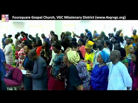 Sunday Worship Service: 25th Aug, 2019