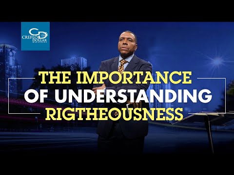 The Importance of Understanding Righteousness