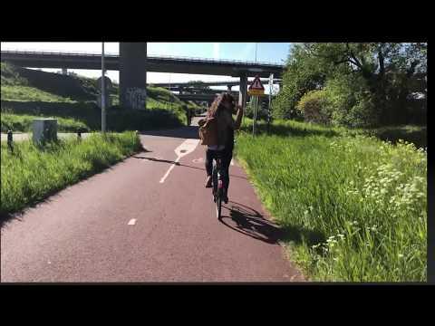 Bike-to-work day photo