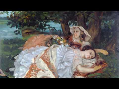 Густав Курбе. Французский художник. photo