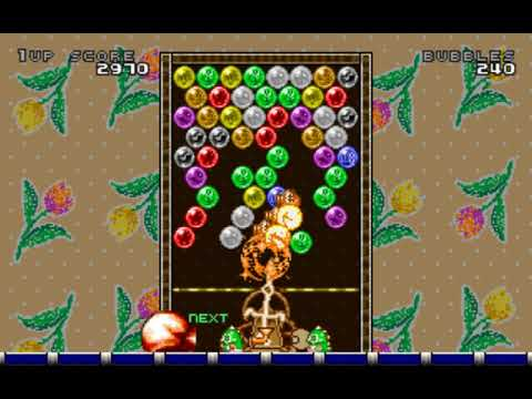 Bust-A-Move (a.k.a. Puzzle Bobble) (Challenge Mode) (Kinesoft, Taito) (MS-DOS) [1997] [PC Longplay]