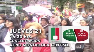 MARCHA EN DEFENSA DEL 21F