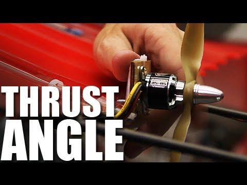 Flite Test - Thrust Angle - FAST TIP - UC9zTuyWffK9ckEz1216noAw