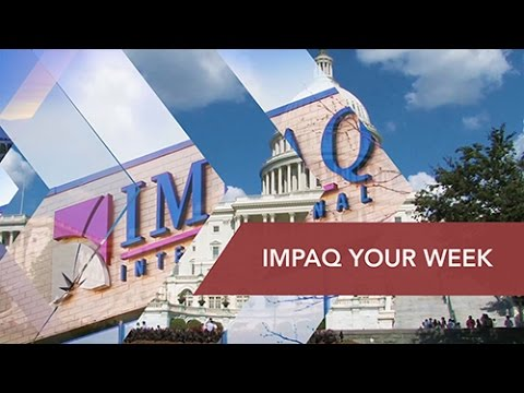 IMPAQ Your Week - November 7, 2016