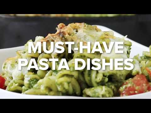 Must-Have Pasta Dishes ? Tasty Recipes