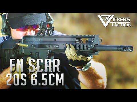 FN SCAR 20S 6.5CM