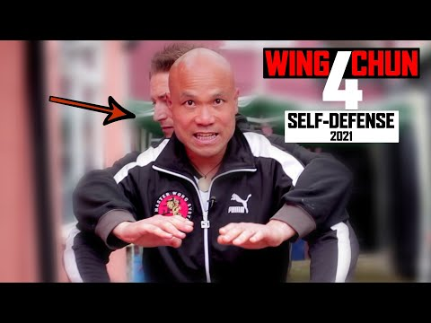 Wing Chun for Self Defense | Basic and Simple Lesson 2