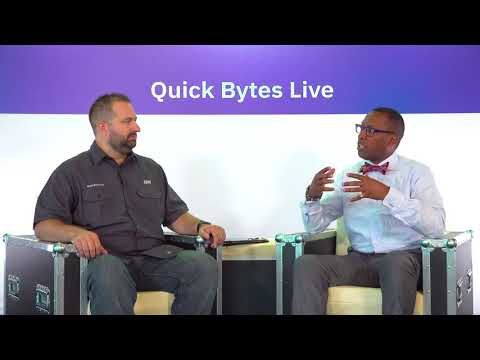 Quick Bytes Live with Mayor Eugene Grant of Seat Pleasant MD