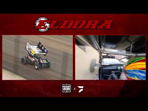 09.22.20 Governors Reign  |  David Gravel  |  New Track Record - dirt track racing video image