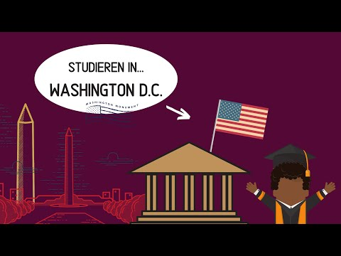 Studieren in den USA (Washington D.C.) ++ So lief mein Auslandsstudium