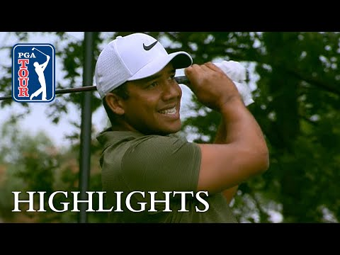 Jhonattan Vegas extended highlights | Round 2 | RBC Canadian