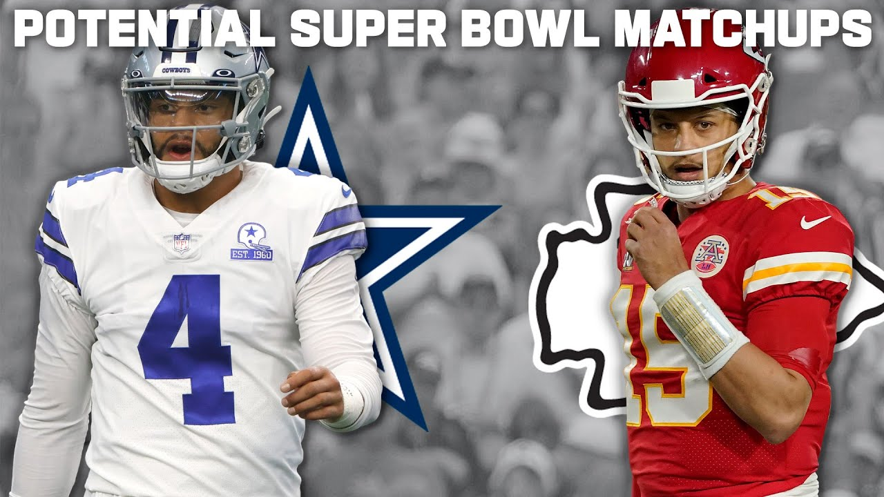 Potential Super Bowl LVI preview games on 2021 NFL schedule