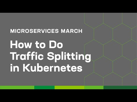 Get Resilient Microservices Apps with Traffic Splitting