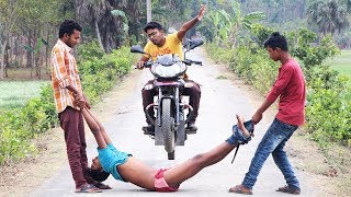 Must Watch Funny??Comedy Videos 2019 - Episode 105 || Jewels Funny ||