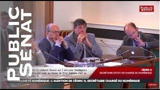 Souveraineté numérique : l'audition du secrétaire d'Etat Cédric O - Les matins du Sénat (24/06/
