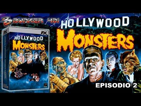 Hollywood Monsters (1997, Péndulo Studios)(PC)   Episodio 2   Longplay   Retro