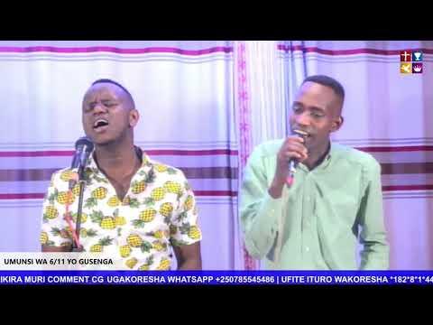 FOURSQUARE  IMINSI 11 YO GUSENGA - UMUNSI WA 6  HAMWE NA BISHOP DR. FIDELE MASENGO
