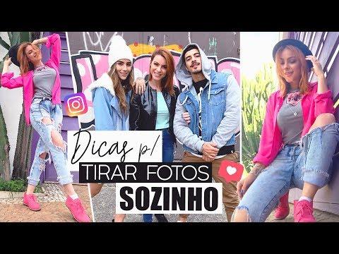 MTAS DICAS p/ Tirar fotos Sozinho com o Celular!