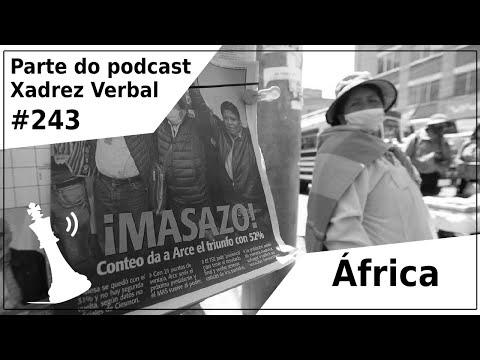 África - Xadrez Verbal Podcast