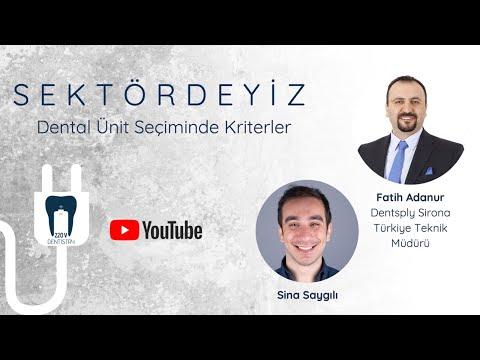 Dentsply Sirona Türkiye Teknik Müdürü Fatih Adanur ile birlikte Dental Ünitlerdeki farklılıklar ve nelere dikkat etmemiz gerektiğini konuştuk. Keyifli seyirler.