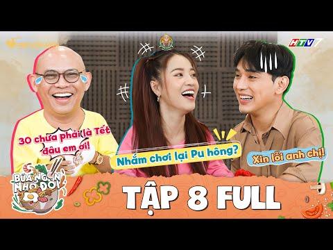 Bữa Ngon Nhớ Đời|Tập 8 Full: Puka ăn gian bất chấp, Color Man xỉu ngang khi Thuận Nguyễn tung cú lừa