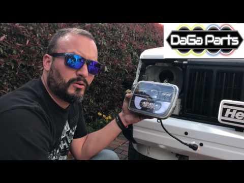 Instalación luz 5x7 Jeep Cherokee 1995 - UCbbvXw9ETP7QSvt07WycaEA