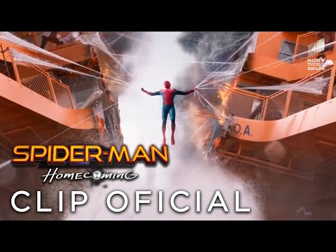 SPIDER-MAN: HOMECOMING. ¡Es hora de ponerse el traje! En cines 7 de julio.