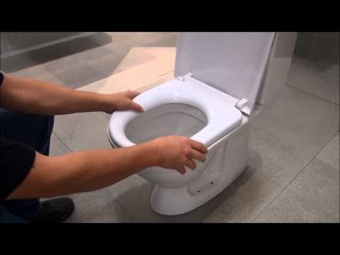Wc sits -- lär dig montera wc sitsar | Svedbergs