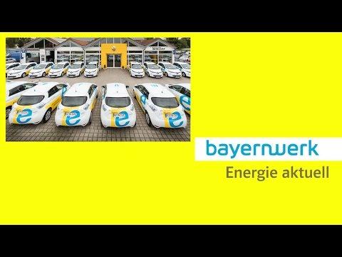 Bayernwerk Energie aktuell: Wir machen Bayern e-mobil
