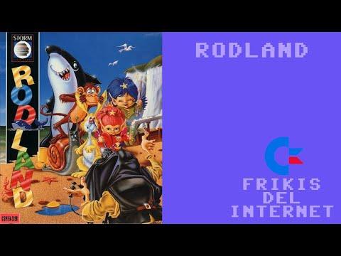 Rodland (c64) - Walkthrough comentado (RTA)