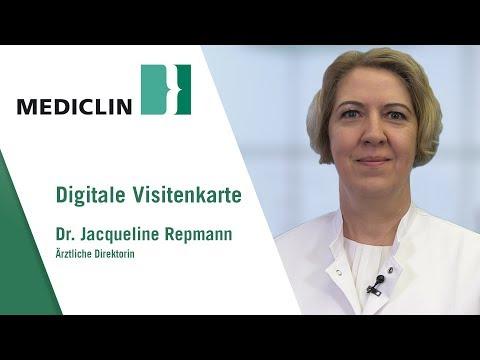 Dr. Jacqueline Repmann | MediClin