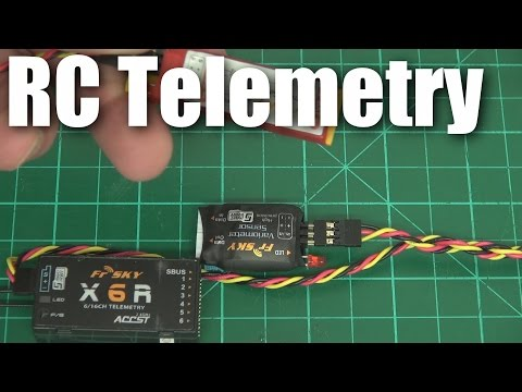 FrSky and JR Telemetry - UCahqHsTaADV8MMmj2D5i1Vw