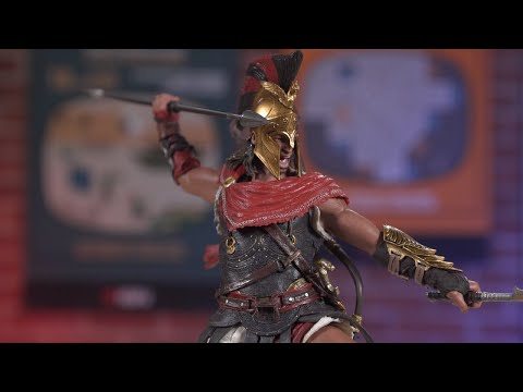 Unboxing Assassin's Creed Odyssey's $220 Pantheon Collector's Edition - UCKy1dAqELo0zrOtPkf0eTMw