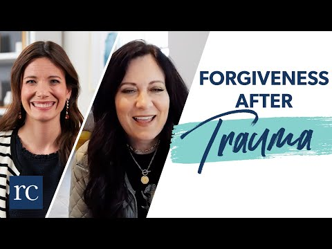 Finding Forgiveness After Trauma with Lysa Terkeurst