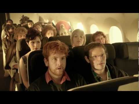 Air New Zealand Flight Safety Video