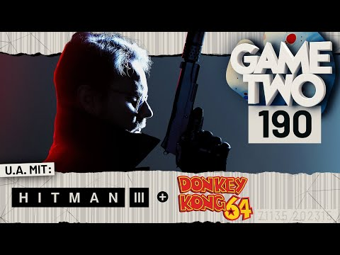 Hitman 3, Donkey Kong 64, Resident Evil 8 Village | Game Two #190